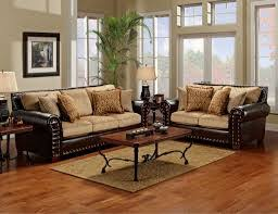 living room exciting living room decor ideas with brown furniture