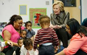 hillary clinton s childhood why it matters that hillary clinton chioned welfare reform