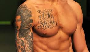 tattoos com meaningful chest tattoos for