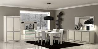 modern formal dining room sets with printed carpet flooring ideas