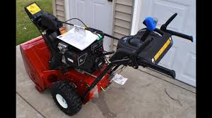 toro power max snow blower carburetor cleaning quick clean