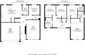 4 bedroom detached house for sale in biddestone avenue badbury