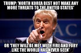 North Korean Memes - trump north korea best not make any more threats memenews