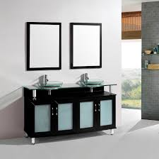 beautiful glass bathroom vanity legion 24 inch modern tempered