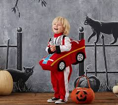 Pit Crew Halloween Costume Toddler Race Car Costume Pottery Barn Kids