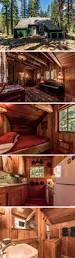 a 500 sq ft forest service cabin tiny house pinterest forest