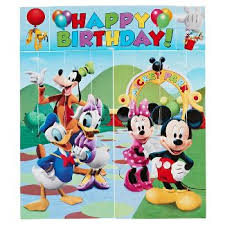 mickey mouse birthday decorations target
