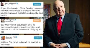 jobs for ex journalists killed in 2017 meme fox news creator roger ailes died the mary sue