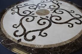 marble medallions in los angeles marble flooring designs