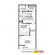 Remarkable 25 X 50 Floor Plans Slyfelinos Com House Plan 45 16 X 50 Floor Plans