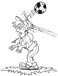cartoon soccer cliparts