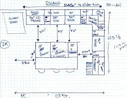 kitchen island layout ideas amusing kitchen floor plans with island ideas best ideas
