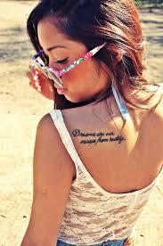 back shoulder tattoos for best design ideas