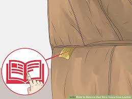 Remove Red Wine Stain From Upholstery 5 Ways To Remove Red Wine Stains From Leather Wikihow