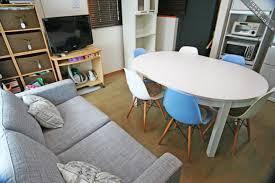 livingroom table ls itabashi honcho ls tokyo sharehouse
