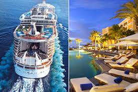 cruise versus all inclusive resort which is the better deal