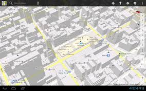 Maps Google Com San Francisco by New Version Of Google Maps Brings Indoor Floor Plans To Your Phone