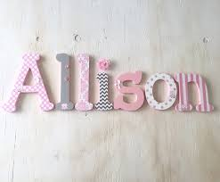baby name letters nursery decor 12 girls bedroom decor