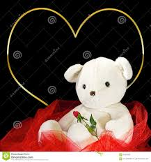 teddy for s day s day background teddy heart stock photo image