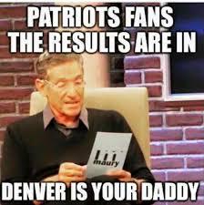 Broncos Patriots Meme - who s your daddy denver broncos pinterest denver broncos