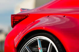 lexus used bolton vossen wheels