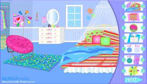 Beauteous  Blue Bedroom Decorating Games Design Decoration Of - Bedroom designs games