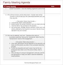 30 meeting agenda templates free word execl pdf formats