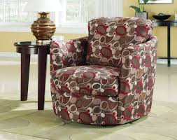 Damask Accent Chair Furniture Swivel Accent Chair Swivel Rocker Accent Chair