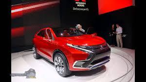mitsubishi concept xr phev concept cars 2016 mitsubishi xr phev ii youtube