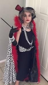 Cruella Vil Halloween Costume Cruella Deville Costume Cruella Deville Costumes Cruella