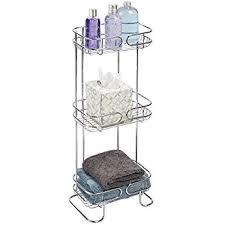 amazon com silverwood filigree bathroom collection floor shelf