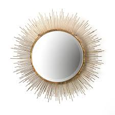 Wall Mirrors Target by Amazon Com Two U0027s Company Tozai Gold Starburst Wall Mirror Home