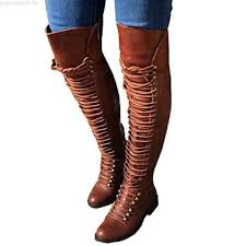 s boots lace s shoes pu fall winter comfort novelty fashion boots boots