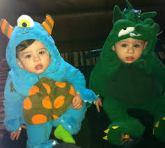 50 best scary halloween 2017 costumes for twins baby boys