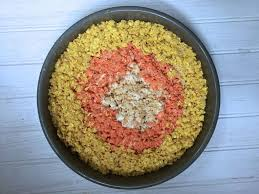 halloween food halloween themed rice krispie treats