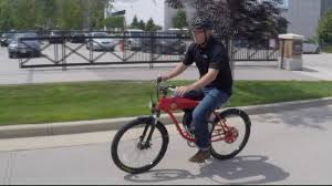 Wildfire Designs Bicycles by A Bike That Has An Engine U201d The Milwaukee Made Retro Bikes Of The