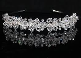 tiaras uk 35 best bridal tiaras by beadinmarvellous co uk images on