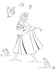 sleeping beauty coloring pages12 coloring kids