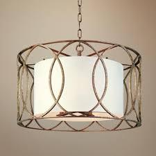 sausalito five light chandelier sausalito 25 wide silver gold pendant light gold pendant pendant