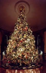 brown christmas tree large christmas tree with large ornaments christmas decorating the