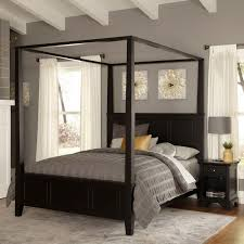 king size canopy bed frame beautifully intricate iron headboards