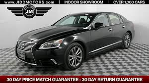 lexus sedan 2014 used 2014 lexus ls 460 stock 4709 jidd motors des plaines il 60016