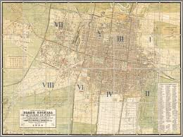 Tenochtitlan Map Overview U2013 Latin American Urban History