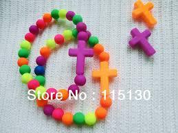 cross beads bracelet images Vintage butterfly shamballa colorful beads bracelet set for kids jpg