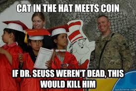 Cat In The Hat Meme - cat in the hat meme the hat