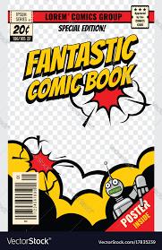 comic book template eliolera com