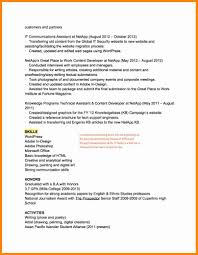 8 creative cover letters cinema resume