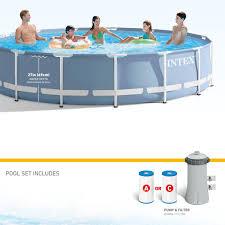 Intex Inflatable Swimming Pool Intex 15 U0027 X 33