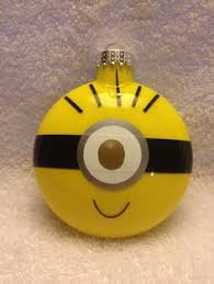 minion ornament by s2sbowtique on etsy gift ideas