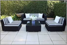 black wicker outdoor furniture throughout table and chairs plans 12